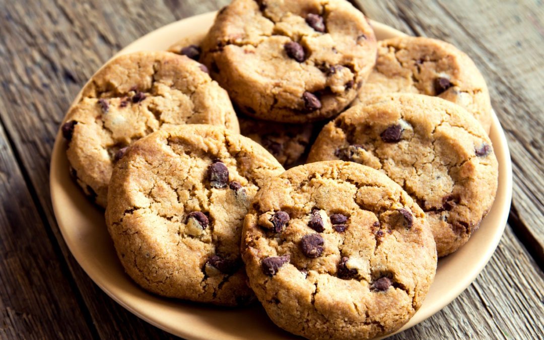 Matt's Chocolate Chip Cookies
